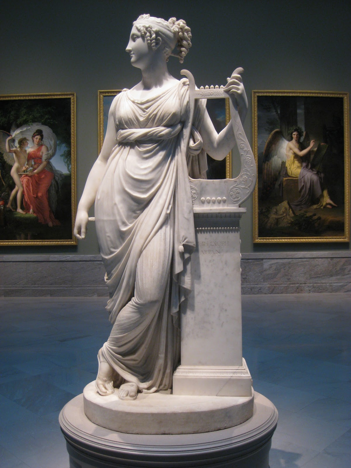 Resultado de imagen de diosa de la danza mitologia griega