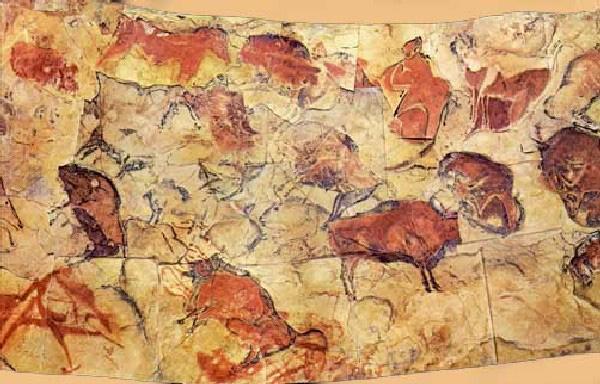 Mesopotamia for Definicion de pintura mural