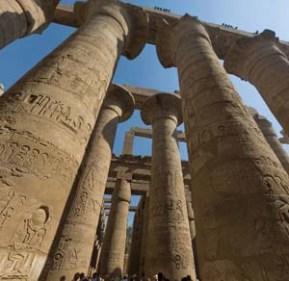 Capiteles egípcios