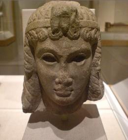 La verdadera imagen de CleopatraVII