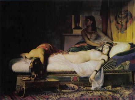 muerte cleopatra 3