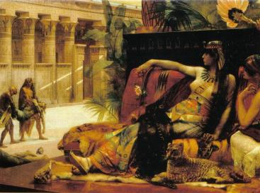 muerte cleopatra